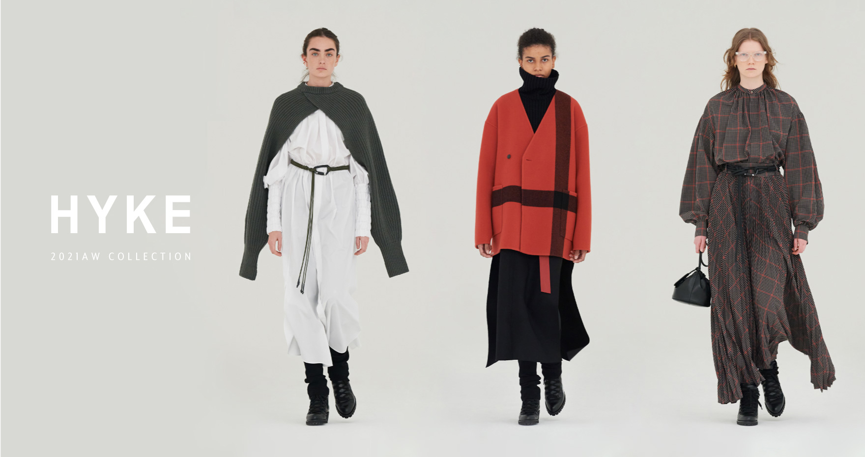 PARIGOT ONLINE > HYKE 2021 Collection